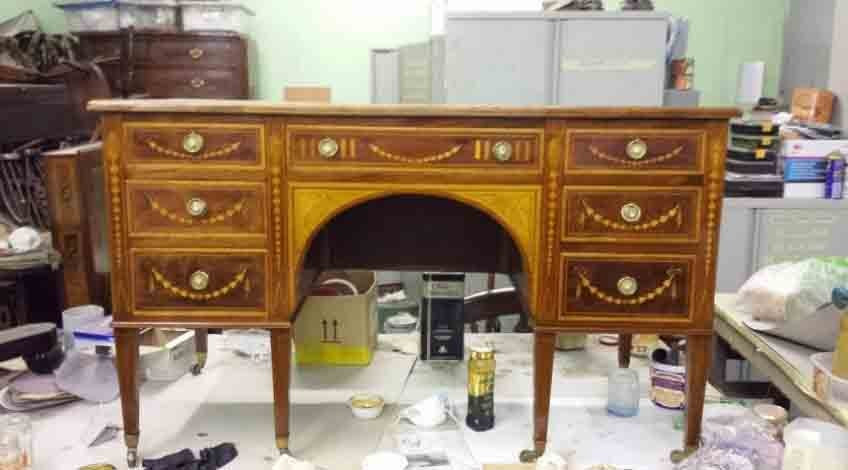 Antique Furniture Restoration