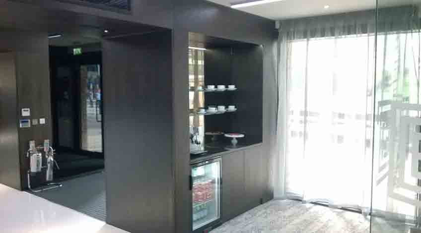 Commercial Spray Finishing